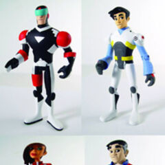 First wave of figurines