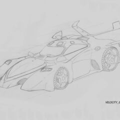 Velocity vehicle