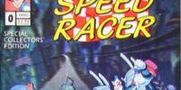 The New Adventures of Speed Racer (Now comic)