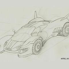 Nitro vehicle