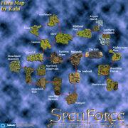 Tood map