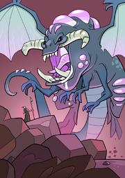Siphon Dragon A