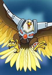 Armored Eagle B