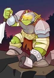 Armored Ogre B