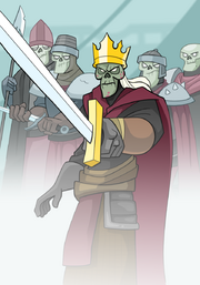 Undead King A