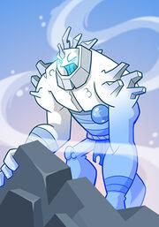 Ice Golem A