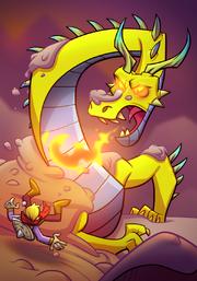 Snowhidden Dragon B