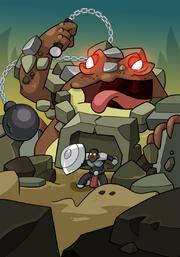 Armored Rock B