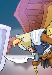 Eagle Warrior B