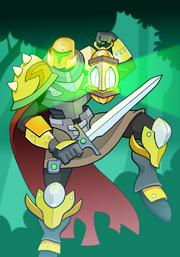 Lantern Guardian B