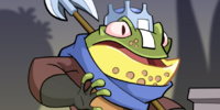 High Knight Frog