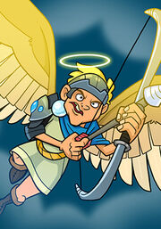 Young Angel Archer B