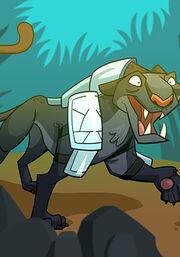 Rune Panther B