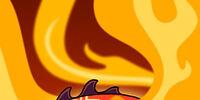Blazerage Dragon