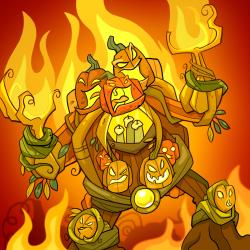 File:Chaos Burning Golem Evolution C Color 01.jpg