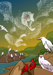 Flock of Birds B