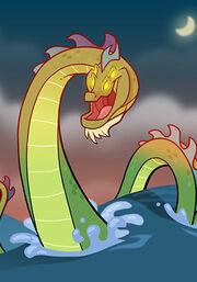 Water Serpent A