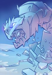 Ice Elemental A