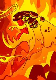 Molten Flame C