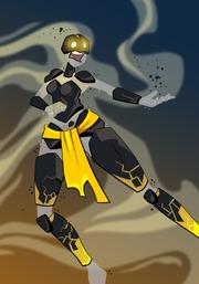 Ash Elemental B