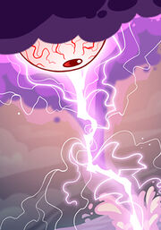 Lightning Elemental B