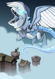 Steel Dragon B