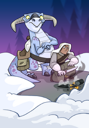 Snowstep Ranger A