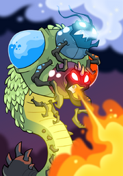 Bug Of Fire and Ice B