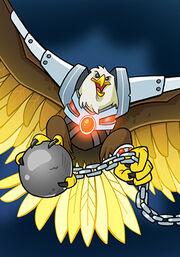 Armored Eagle C