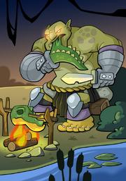 Marsh Ogre B