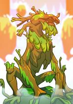 Wood Dragon B