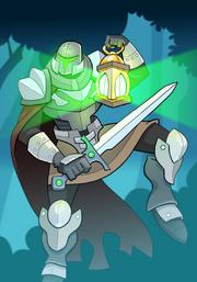 Lantern Guardian A