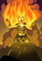 Flame Spirit B