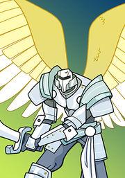 White Knight B