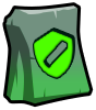 Rune shield rare