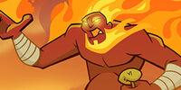 Titan of Fire