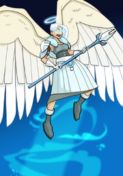 Winter Angel B