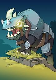Rhino Beast B