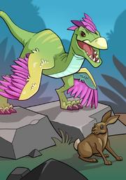 Raptor Bird A
