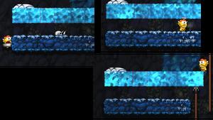 Frozen Caveman HD