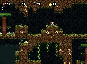 Spelunky Classic Jungle Level 5