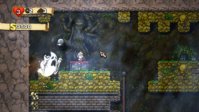 File:Spelunky White Monkey 2.png
