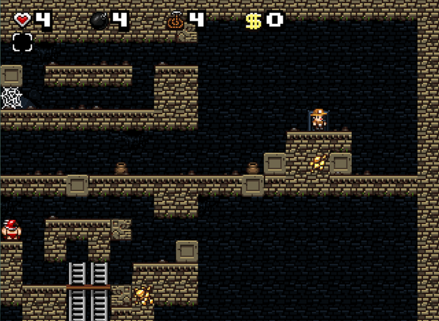 File:Spelunky Classic Temple Level 13.png