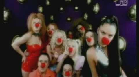 Spice Girls - Who do you think you are (Comic Relief Video Version)-0