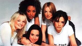 Spice Girls - Walk Of Life (Lyrics & Pictures)