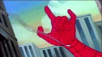 Spider-Man 1981 TV Show Intro