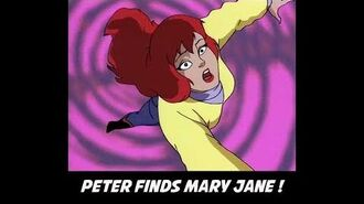 PETER FINDS MARY JANE - AUDIO PROMO 1