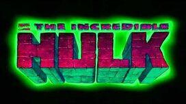 The Incredible Hulk Intro