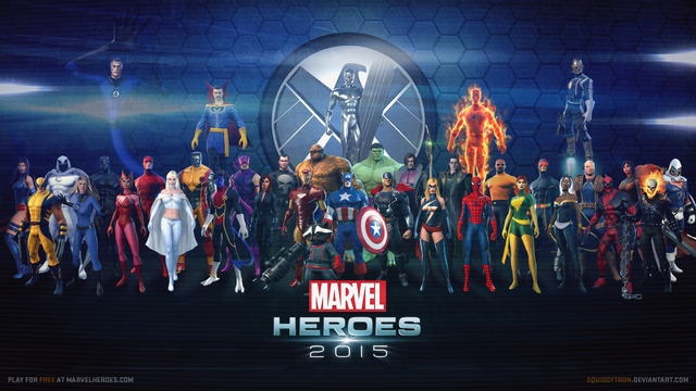 File:Marvel heroes 2015 wallpaper updated 8 9 by squiddytron-d7lgnug.png