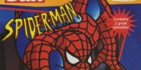 Spider-Man promo DVD